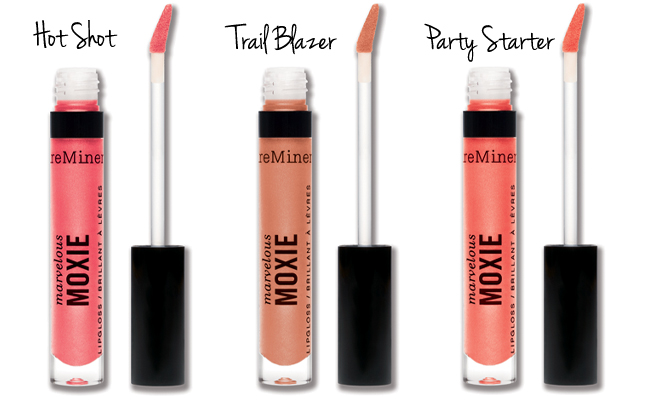 bareMinerals Marvelous Moxie Lipgloss - Belle Belle Beauty Blog