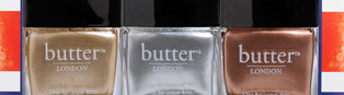 Thumbnail image for butter LONDON 'Olympics Heavy Medal' Trio