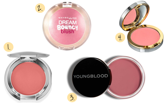 The Best Cream Blushes - Belle Belle Beauty Blog
