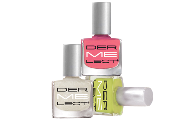 Dermelect Resort Nail Lacquers from Belle Belle Beauty