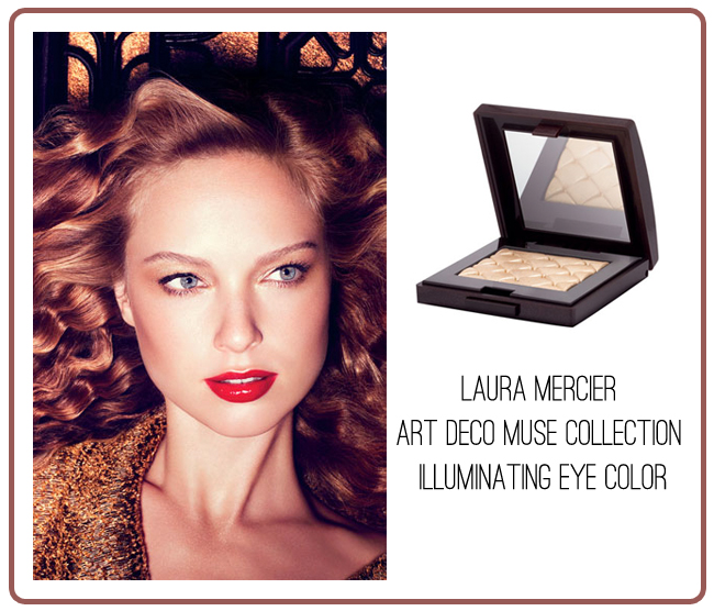 Laura Mercier 'Art Deco Muse Collection' Illuminating Eye Color