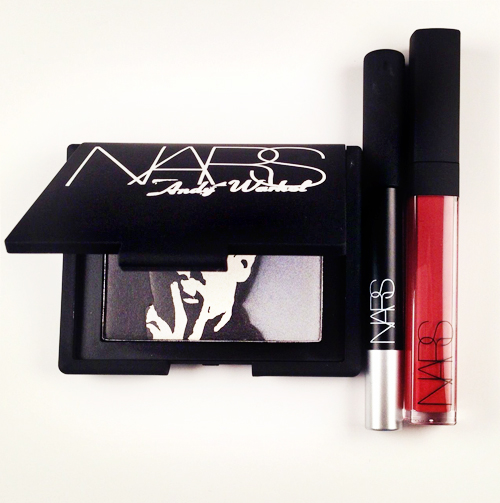 NARS Andy Warhol Favorites from Belle Belle Beauty