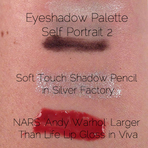 NARS Andy Warhol Swatches from Belle Belle Beauty