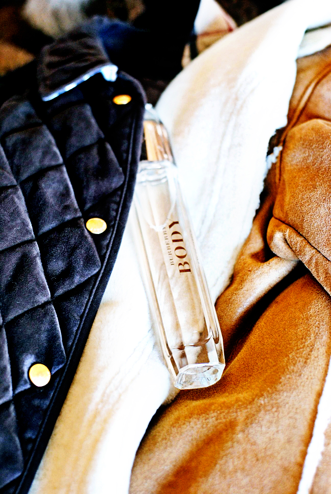 Burberry Body and Burberry Shearling // Belle Belle Beauty