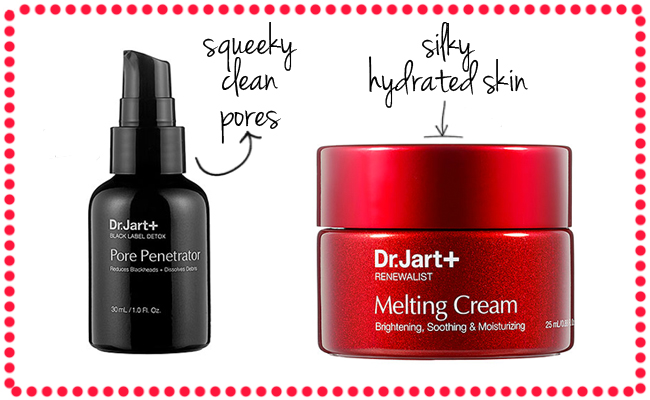 Dr. Jart Pore Penetrator and Melting Cream // Belle Belle Beauty