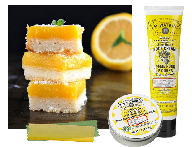 JR Watkins Lemon Hand Cream and Salve on Belle Belle Beauty