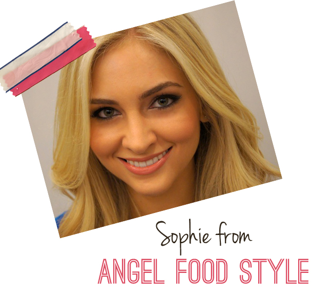 Angel Food Style on Belle Belle Beauty One