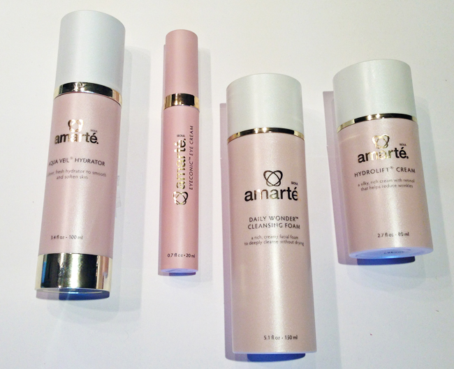 Amarté Skin Care // Belle Belle Beauty