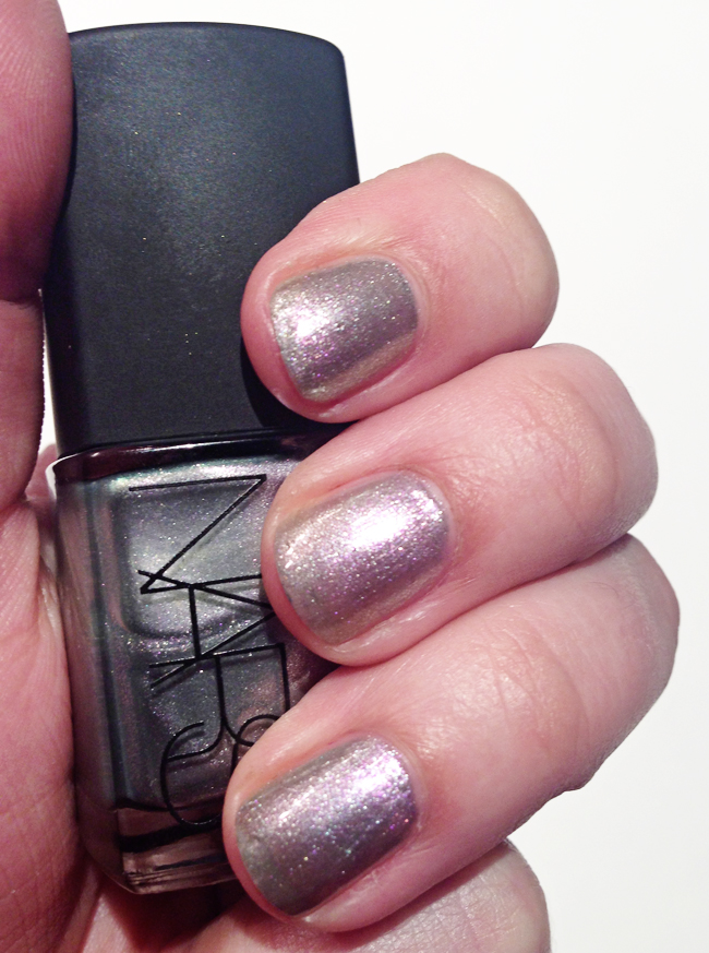 Disco Inferno Nail Polish // Belle Belle Beauty