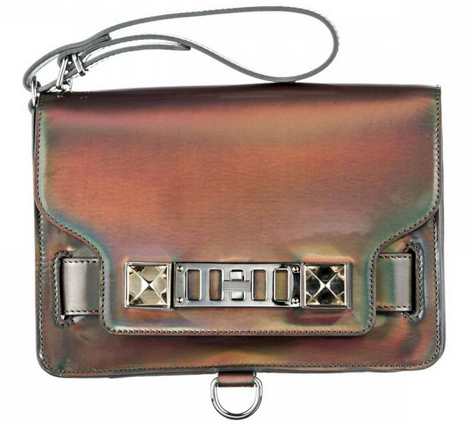 PS 11 Hologram Clutch // Belle Belle Beauty