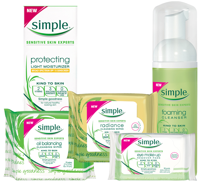 Latest and Greatest from Simple Skincare // Belle Belle Beauty
