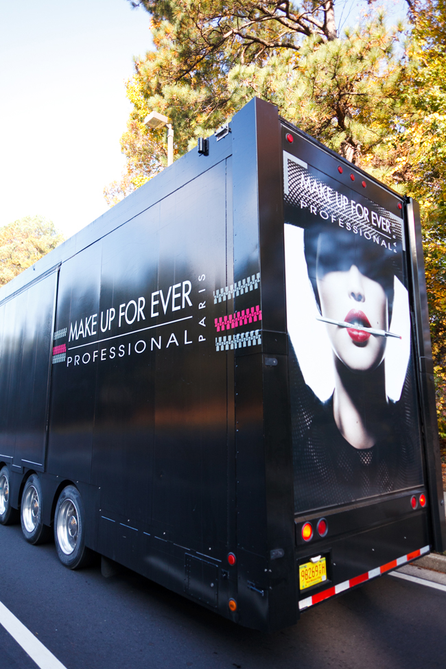 MAKE UP FOR EVER Make Up Bag Remix Tour // Belle Belle Beauty