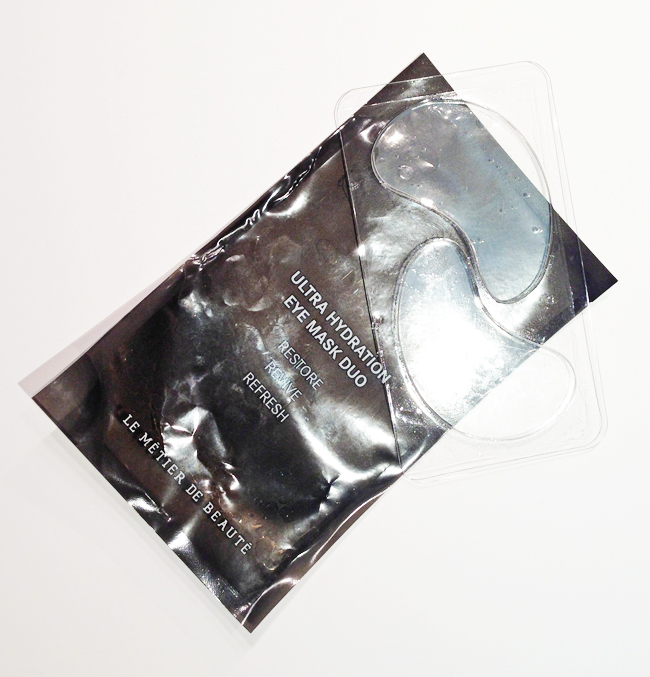 Le Metier de Beaute Ultra Hydration Eye Mask Duo // Belle Belle Beauty
