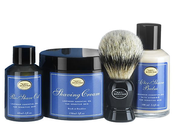 The Art of Shaving 'The 4 Elements of the Perfect Shave - Lavender' Kit // Belle Belle Beauty