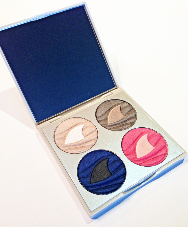 Chantecaille Limited-Edition Save The Sharks Palette // Belle Belle Beauty