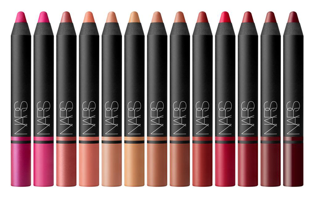NARS Satin Lip Pencil - groupx13 - lo res