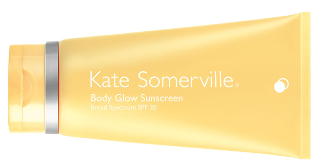 Kate Somerville 'Body Glow' Sunscreen Broad Spectrum SPF 20 // Belle Belle Beauty