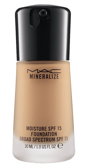MAC 'Mineralize' Moisture Foundation Broad Spectrum SPF 15 // Belle Belle Beauty
