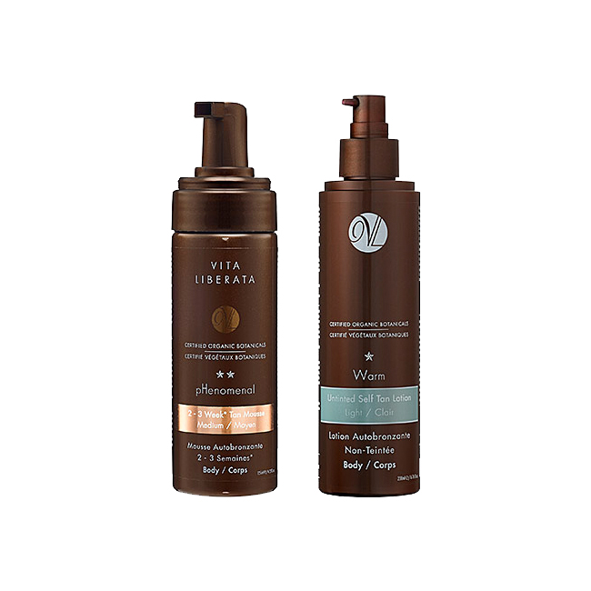 Vita Liberata Self-Tanners // Belle Belle Beauty