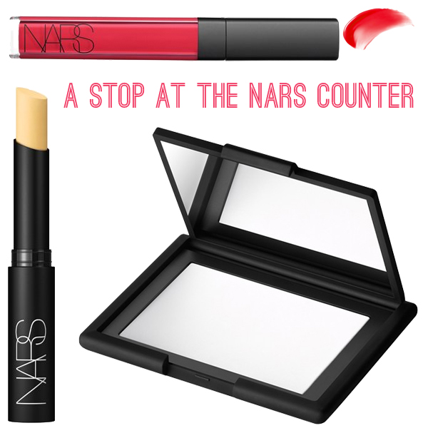 A Stop At The NARS Counter // Belle Belle Beauty