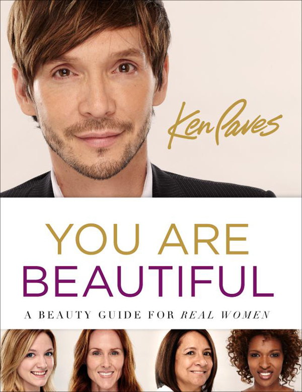 Ken Paves' You Are Beautiful Signed Copy GIVEAWAY // Belle Belle Beauty