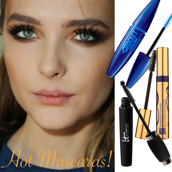 Hot Mascaras for Summer // Belle Belle Beauty