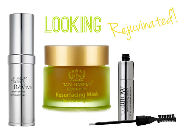 How I Stay Looking Rejuvinated // Belle Belle Beauty