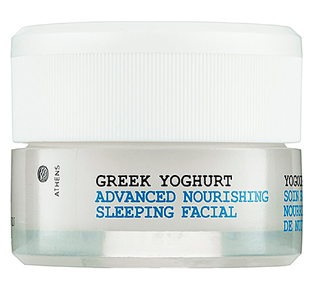 KORRES Greek Yoghurt Advanced Nourishing Sleeping Facial // Belle Belle Beauty