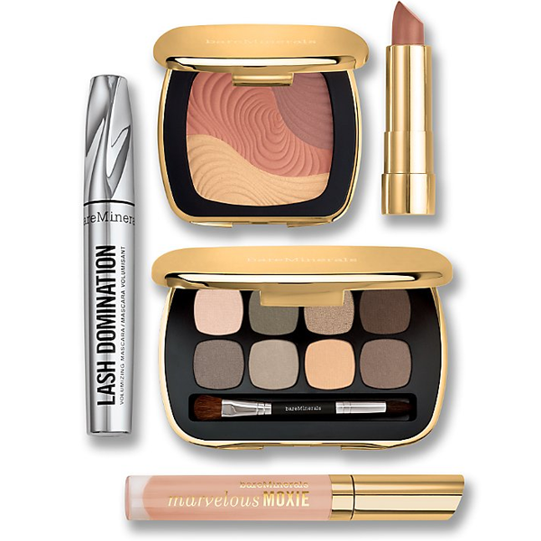 bareMinerals The Power Neutrals // Belle Belle Beauty