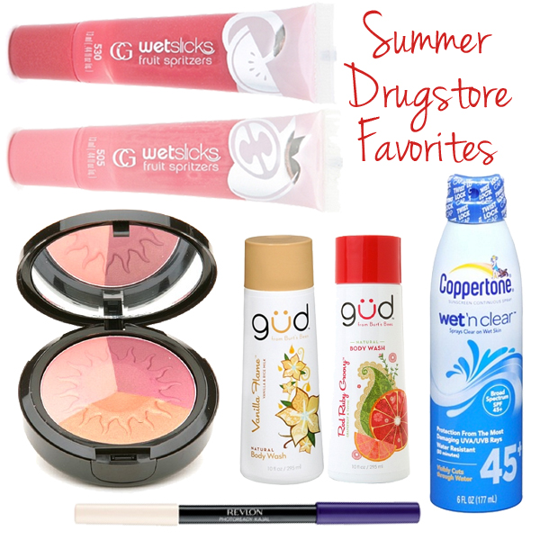 Favorite Summer Finds From The Drugstore // Belle Belle Beauty