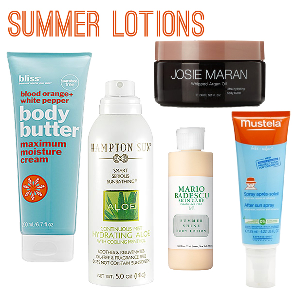 Summer Lotions on FOX 23 Great Day Green Country // Belle Belle Beauty