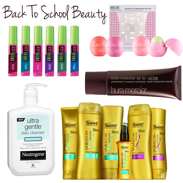 Back To School Beauty Favorites on FOX 23's Great Day Green Country // Belle Belle Beauty