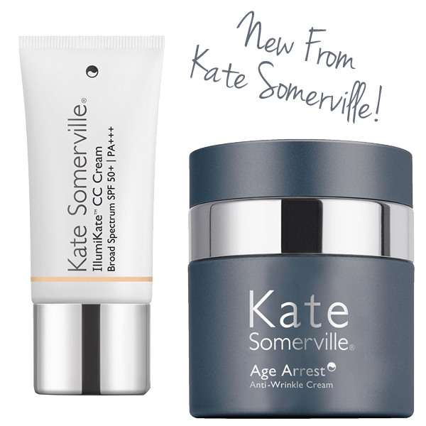 Newness From Kate Somerville // Belle Belle Beauty