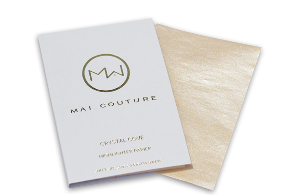 Mai Couture Crystal Cove Highlighter Papier // Belle Belle Beauty