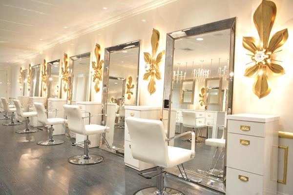 Baci Di Sole at NYC's De Berardinis Salon // Belle Belle Beauty