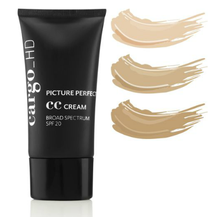 CARGO HD Picture Perfect CC Cream Broad Spectrum SPF 20 // Belle Belle Beauty