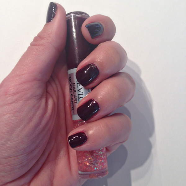 Fall Nails By Revlon: Moon Candy in Satellite // Belle Belle Beauty