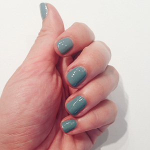 Londontown Nail Treatment and Color in Thames From The Eye // Belle Belle Beauty