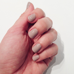 nails inc. Gel Effect Polish in Porchester Square // Belle Belle Beauty
