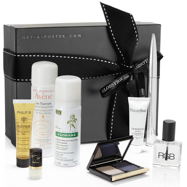 Glossybox For Net-a-Porter - The Luxury Limited Edition Beauty Box on Belle Belle Beauty