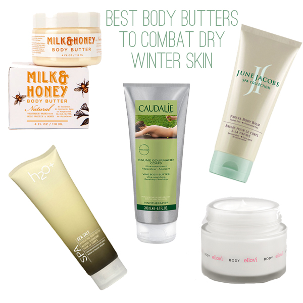 Best Body Butters on Belle Belle Beauty
