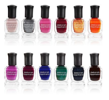 Deborah Lippmann Big Bang Nail Polish Set on Belle Belle Beauty