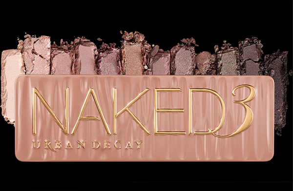 Urban Decay NAKED 3 on Belle Belle Beauty