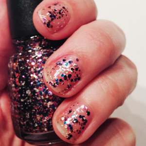 China Glaze Happy HoliGlaze Your Present Required on Belle Belle Beauty