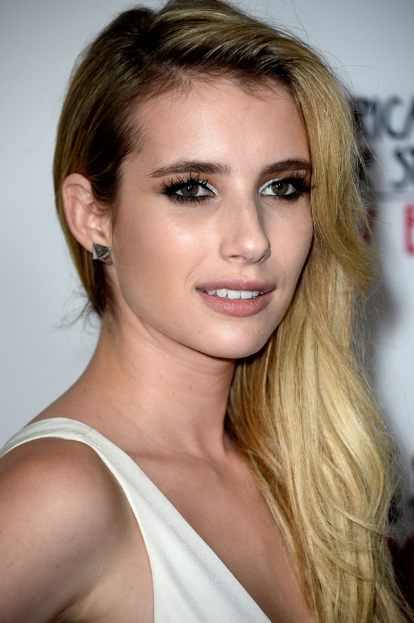 Exclusive Interview: Emma Roberts' Favorite New Years Look on Belle Belle Beauty