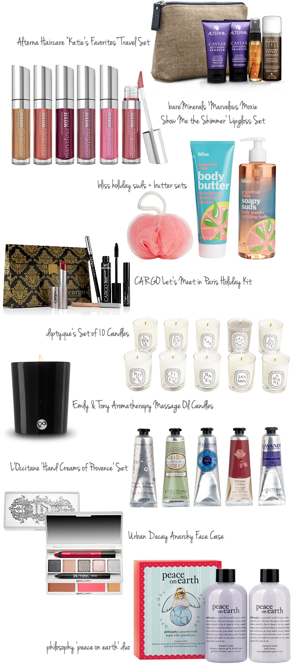 Gifts Too Good To Miss on Belle Belle Beauty