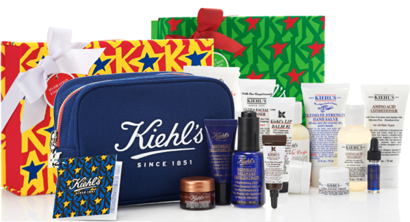 Kiehl's 2013 Holiday Gift Set Collection on Belle Belle Beauty