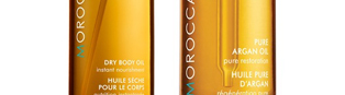 Thumbnail image for Moroccanoil Pure Argan and Dry Body Oil