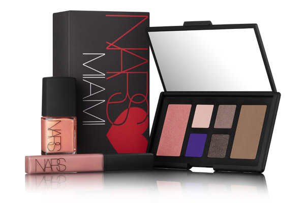 NARS Loves Miami Gift Set on Belle Belle Beauty
