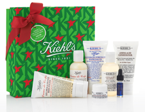 Kiehl's Greatest Hits Collection on Belle Belle Beauty